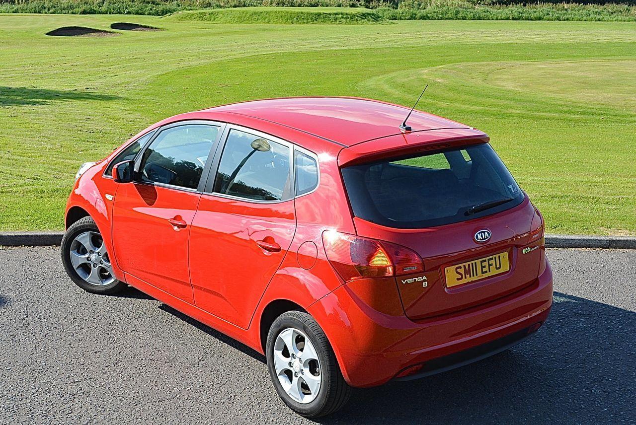 Kia Venga 1 4crdi Guaranteed Car Finance