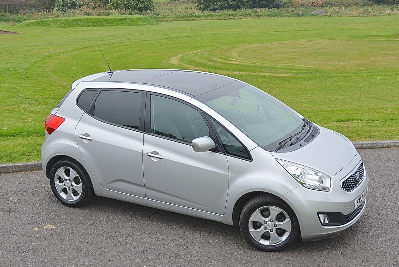 Kia Venga 3 Guaranteed Car Finance