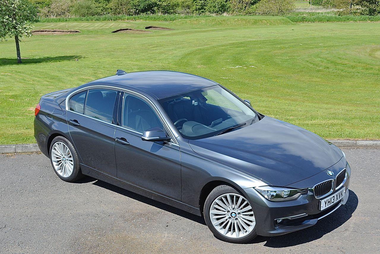 BMW 320D Luxury Guaranteed Car Finance