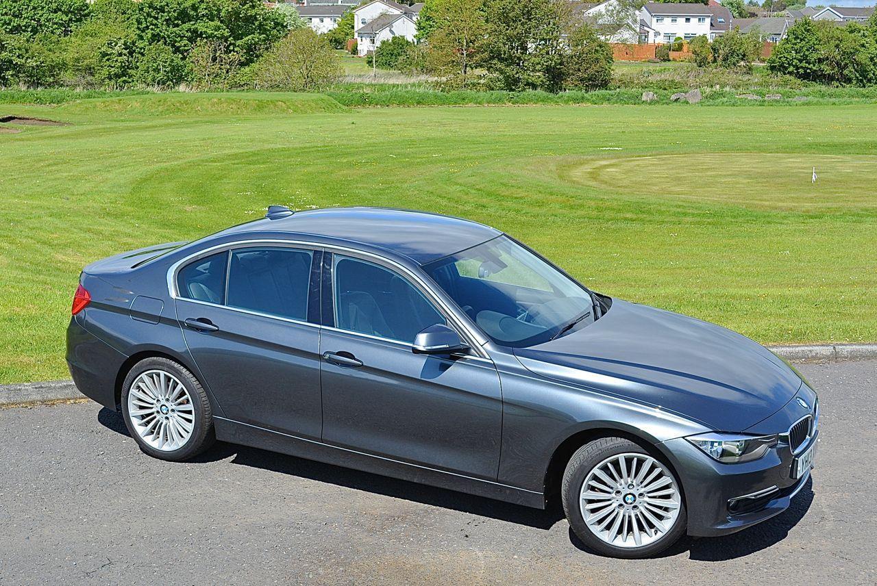 BMW 320D Luxury Guaranteed Car Finance 2