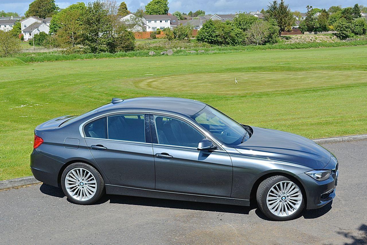BMW 320D Luxury Guaranteed Car Finance 3