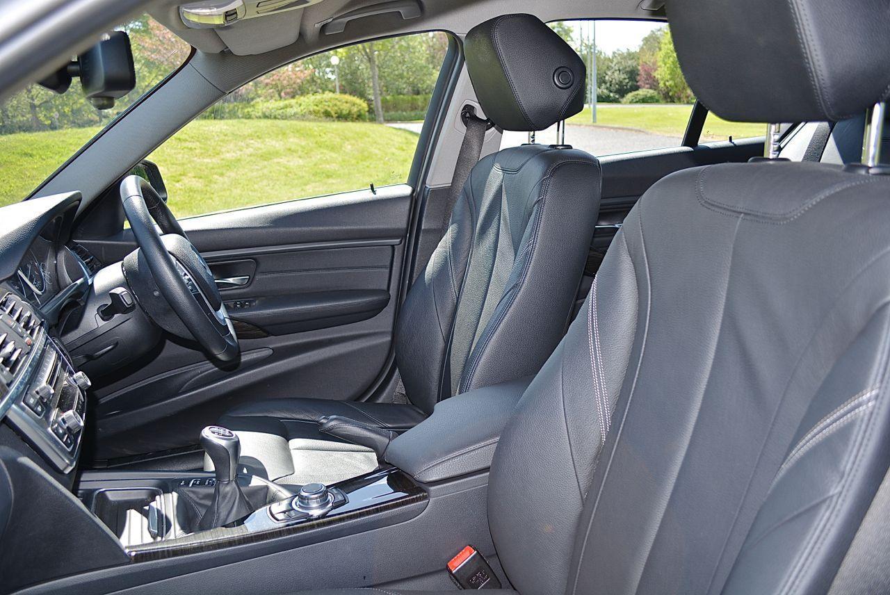 BMW 320D Luxury Guaranteed Car Finance 5