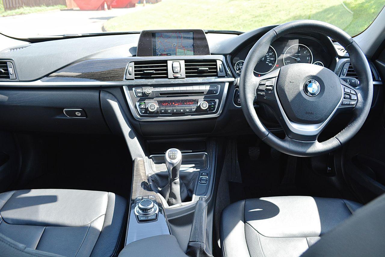 BMW 320D Luxury Guaranteed Car Finance 7
