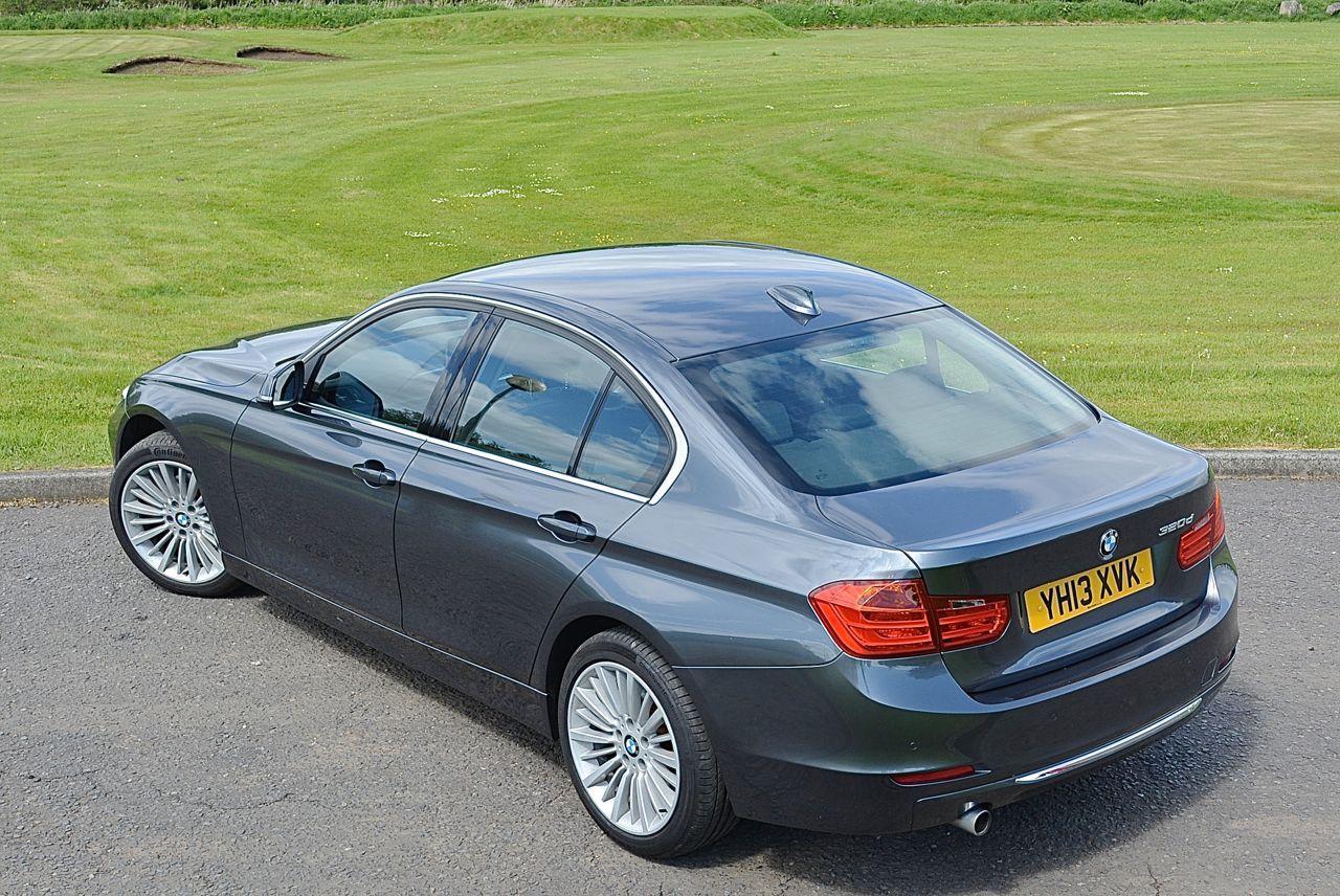 BMW 320D Luxury Guaranteed Car Finance 15