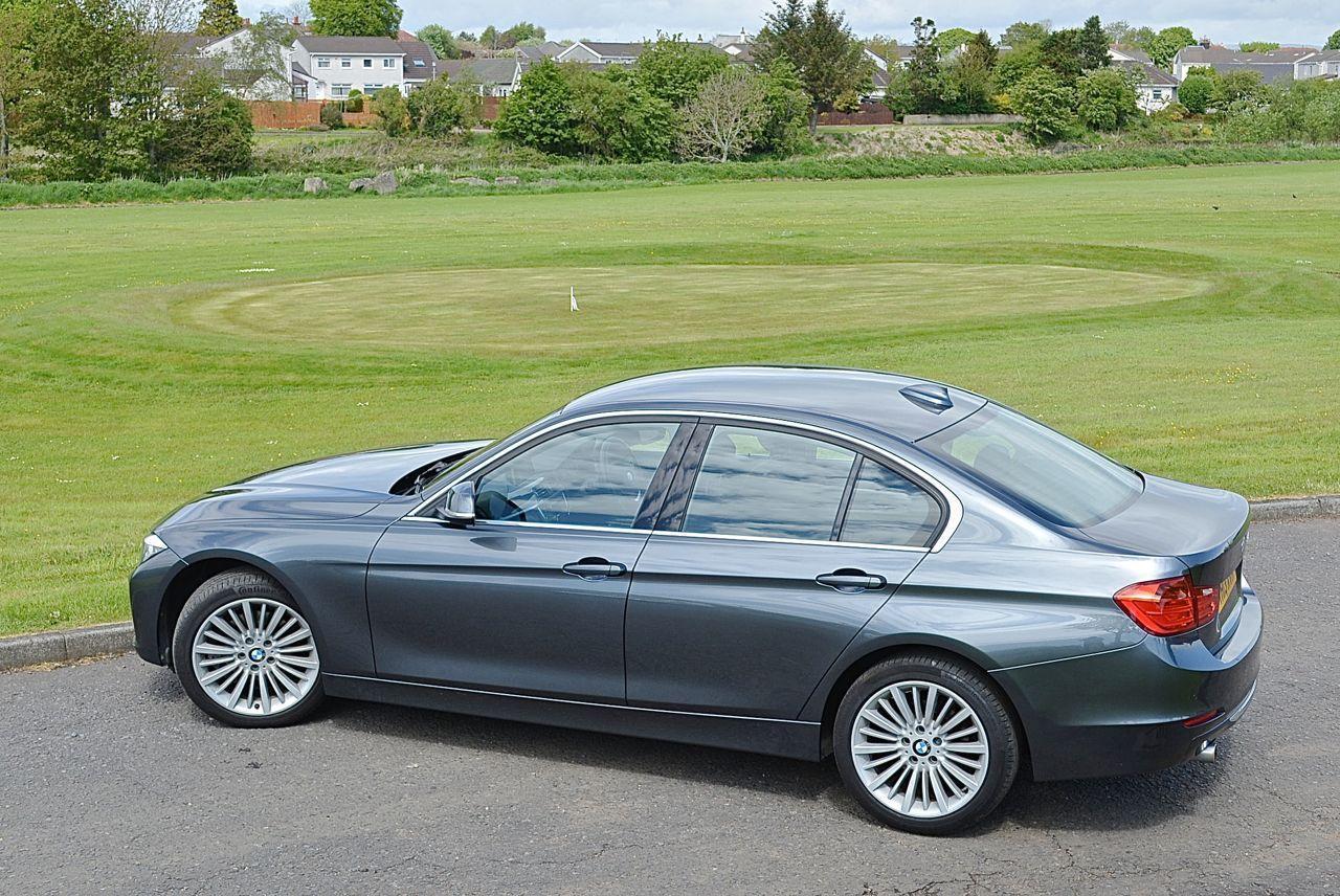 BMW 320D Luxury Guaranteed Car Finance 17
