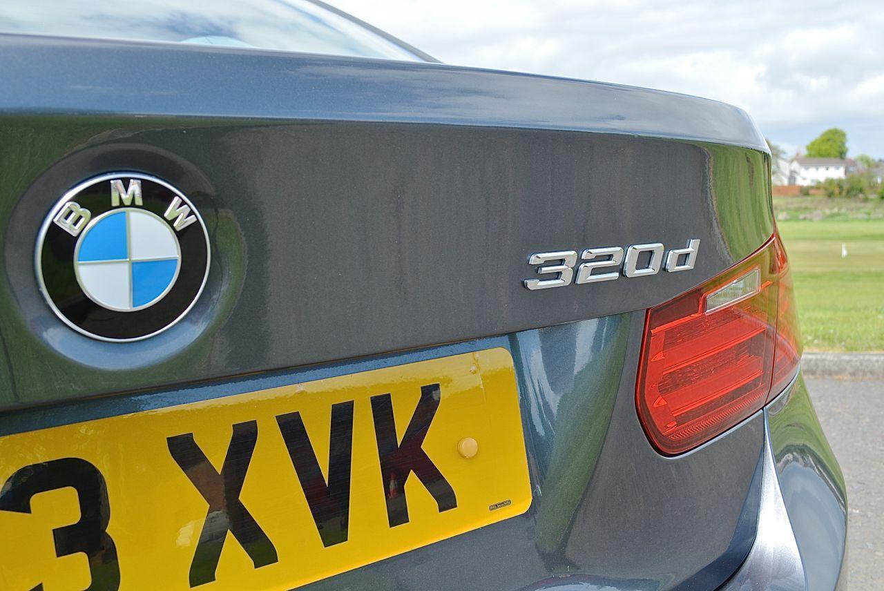 BMW 320D Luxury Guaranteed Car Finance 20