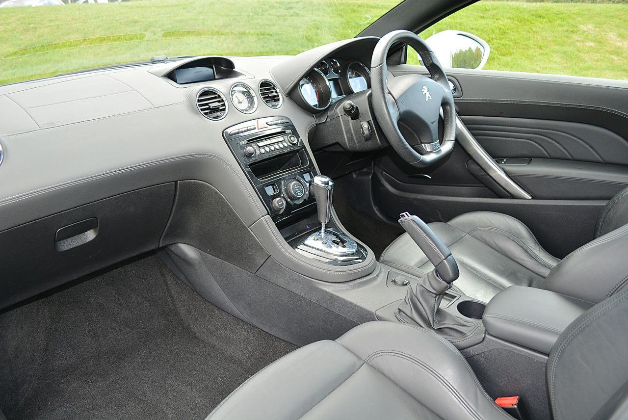 Peugeot RCZ THP Guaranteed Car Finance 3