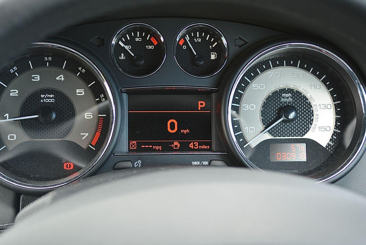 Peugeot RCZ THP Guaranteed Car Finance 10