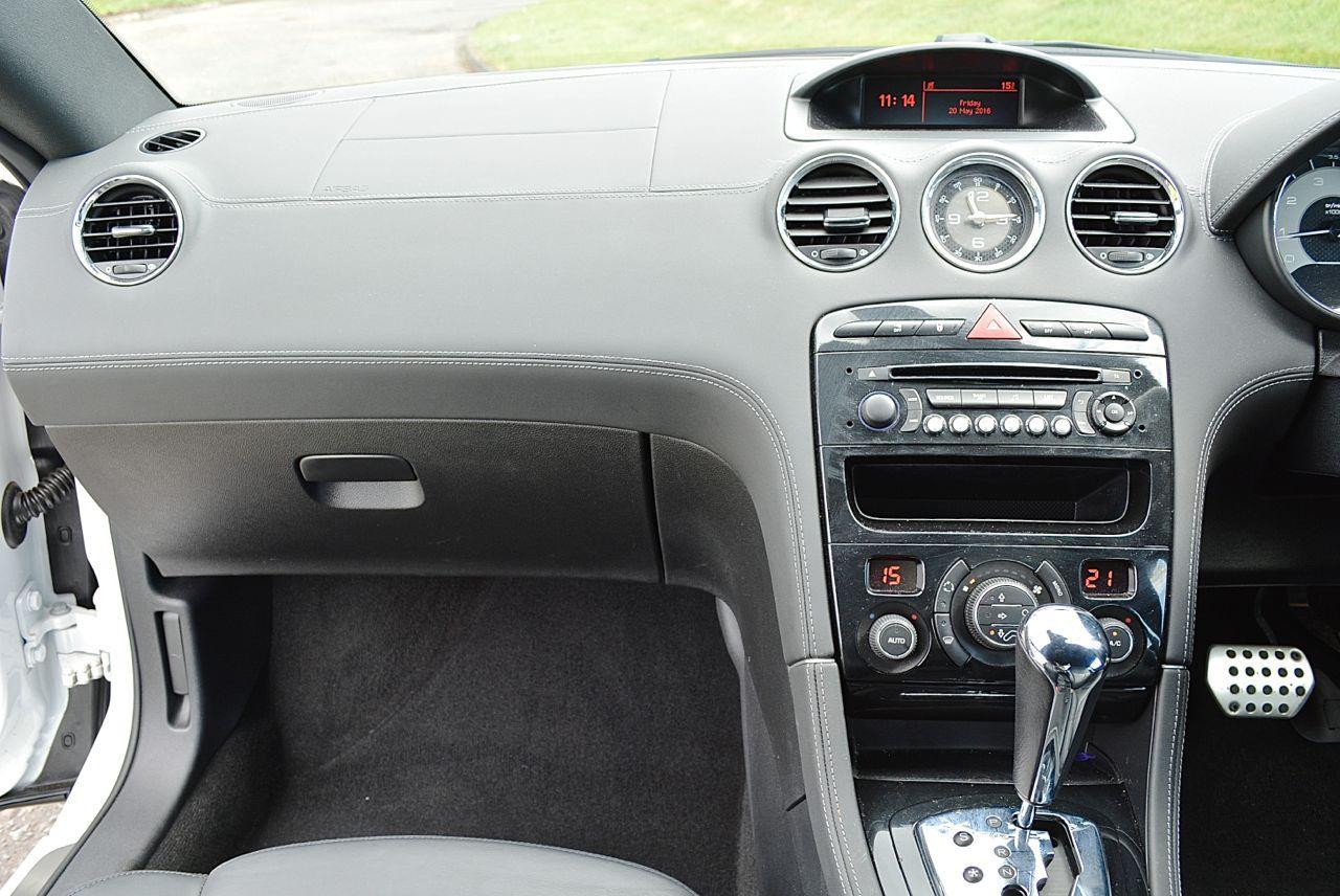 Peugeot RCZ THP Guaranteed Car Finance 12