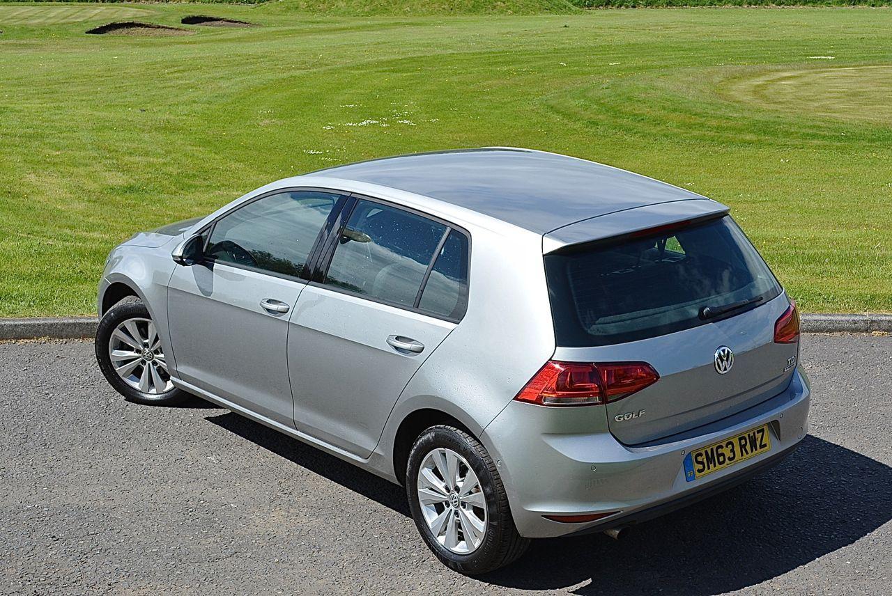 Volkswagen Golf Se Tdi Guaranteed Car Finance