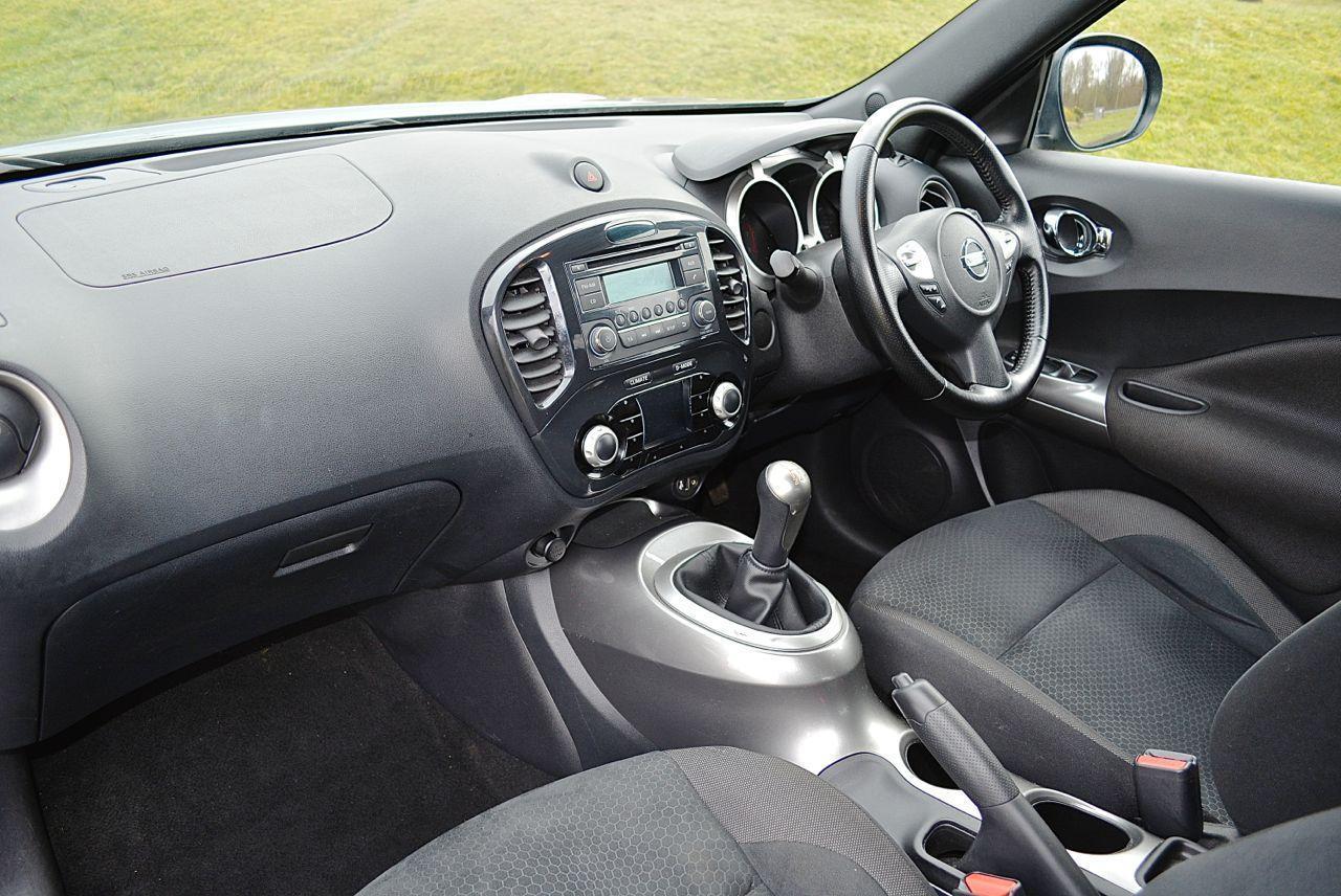Nissan Juke Guaranteed Car Finance 3