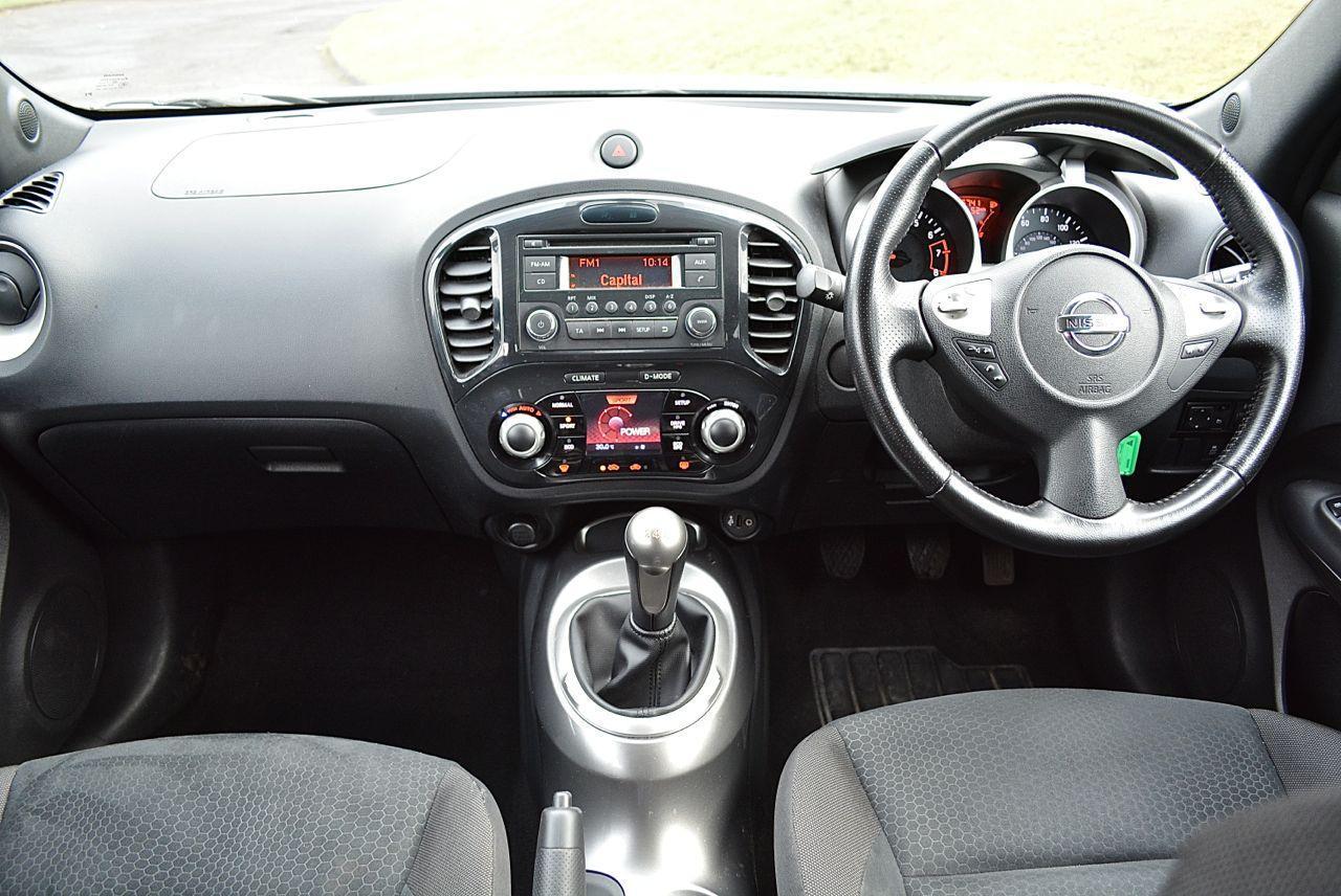 Nissan Juke Guaranteed Car Finance 6