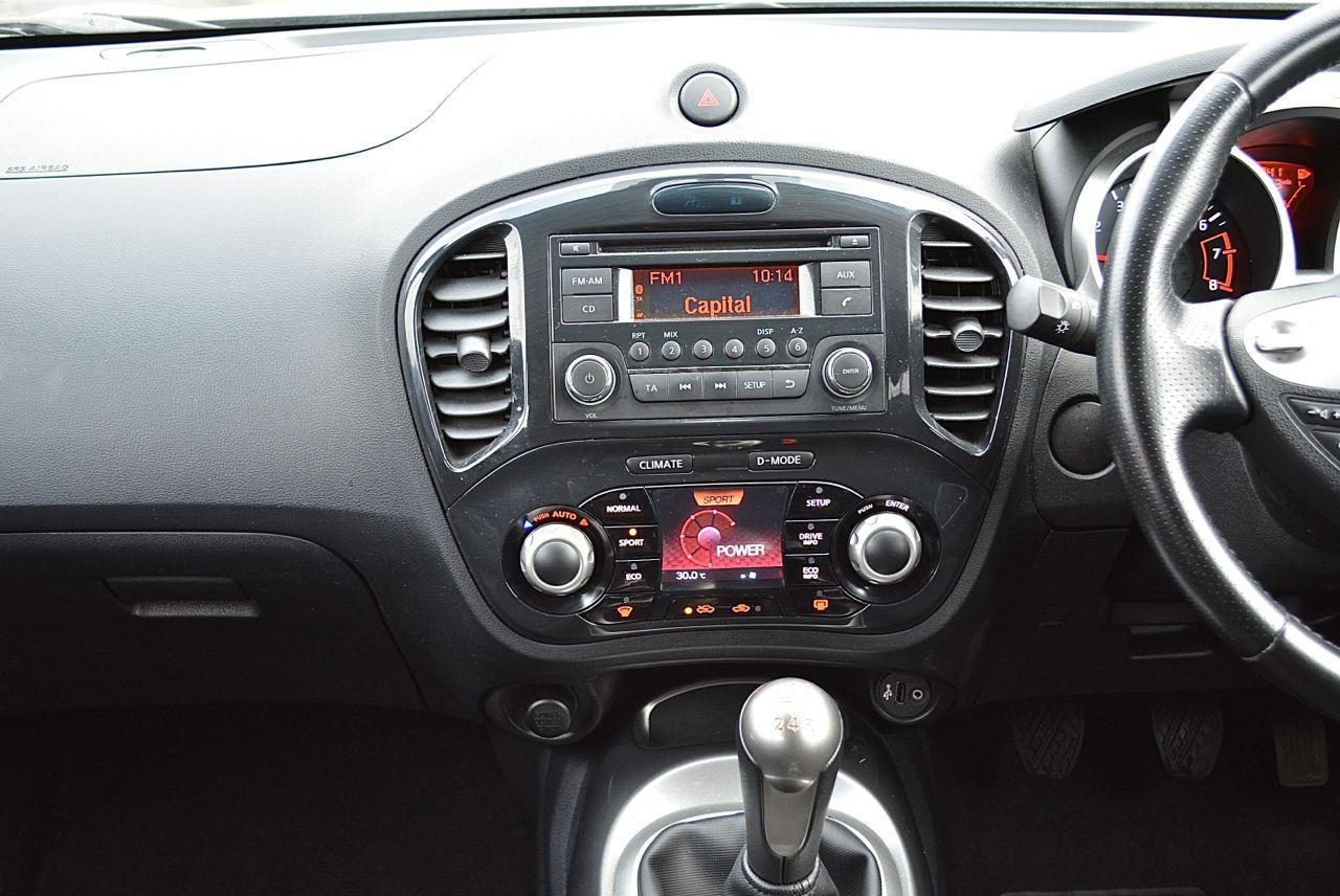 Nissan Juke Guaranteed Car Finance 7
