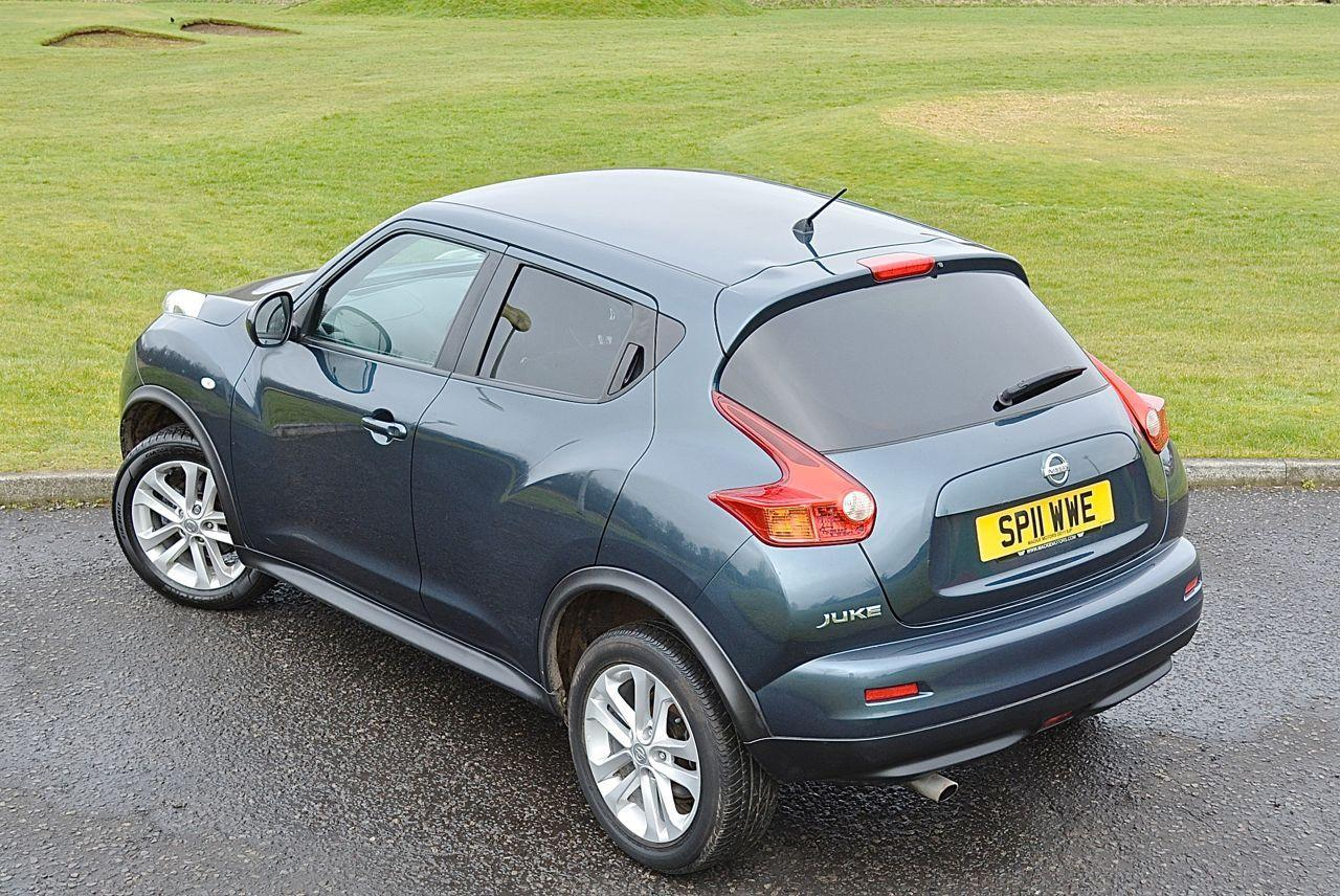 Nissan Juke Guaranteed Car Finance 8