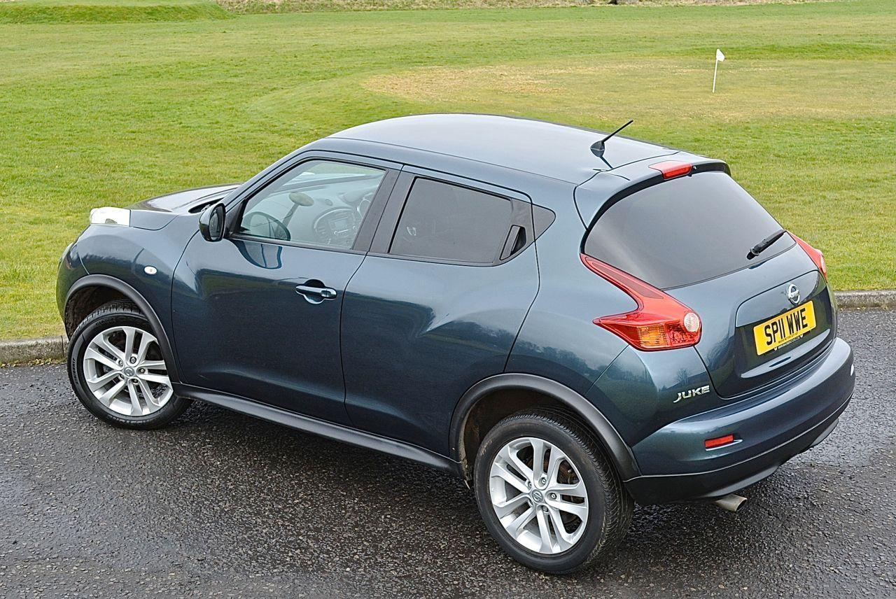 Nissan Juke Guaranteed Car Finance 9