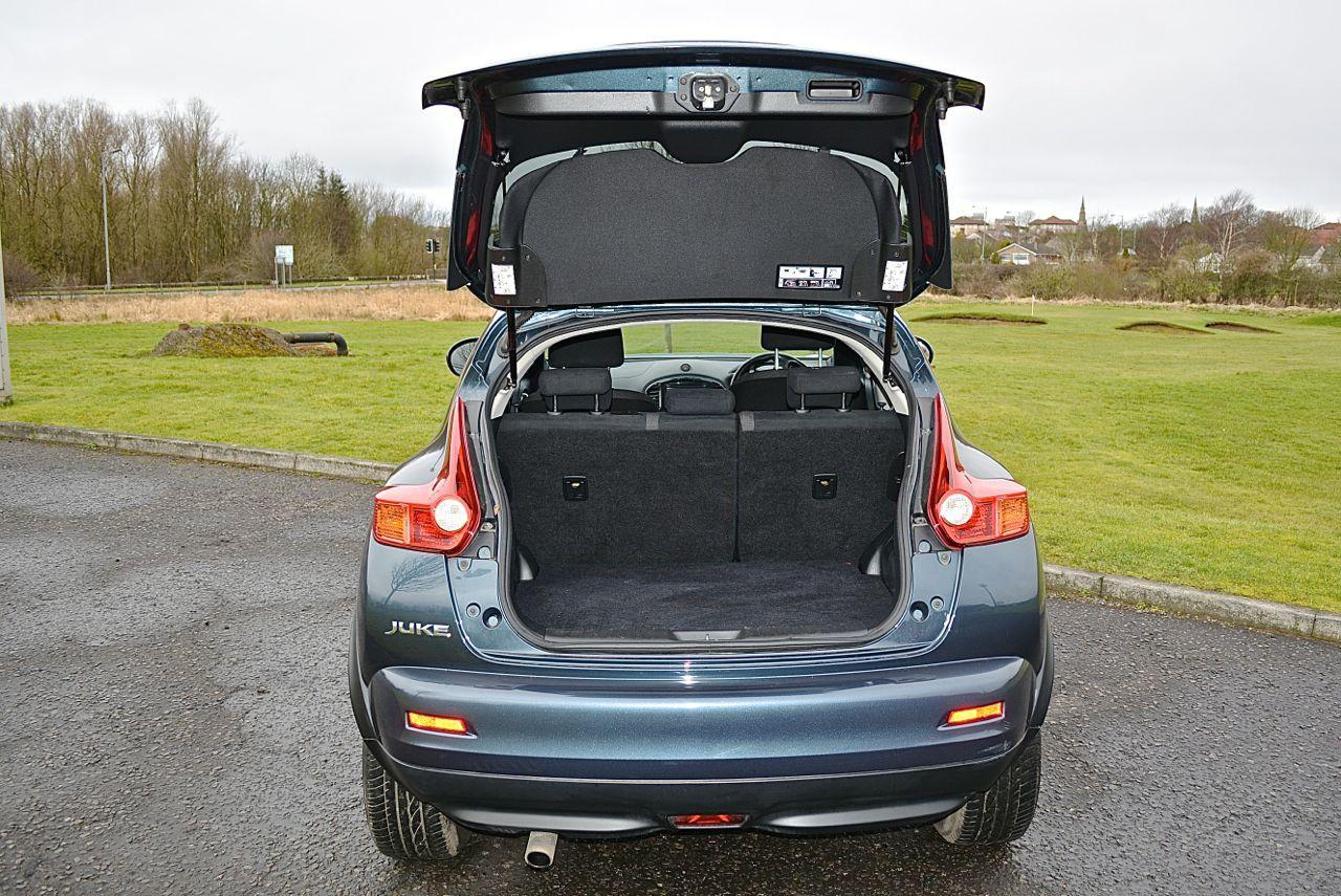 Nissan Juke Guaranteed Car Finance 11