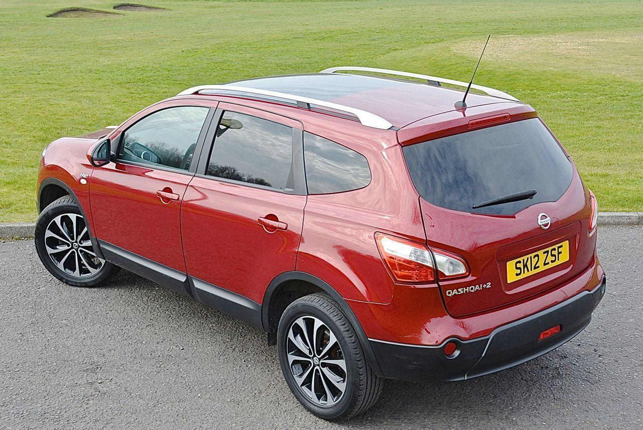 Nissan Qashqai +2 Guaranteed Car Finance 8
