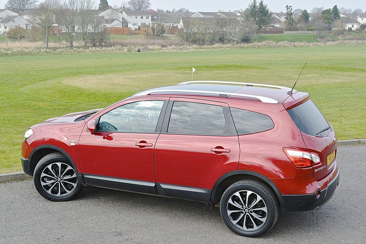 Nissan Qashqai +2 Guaranteed Car Finance 10