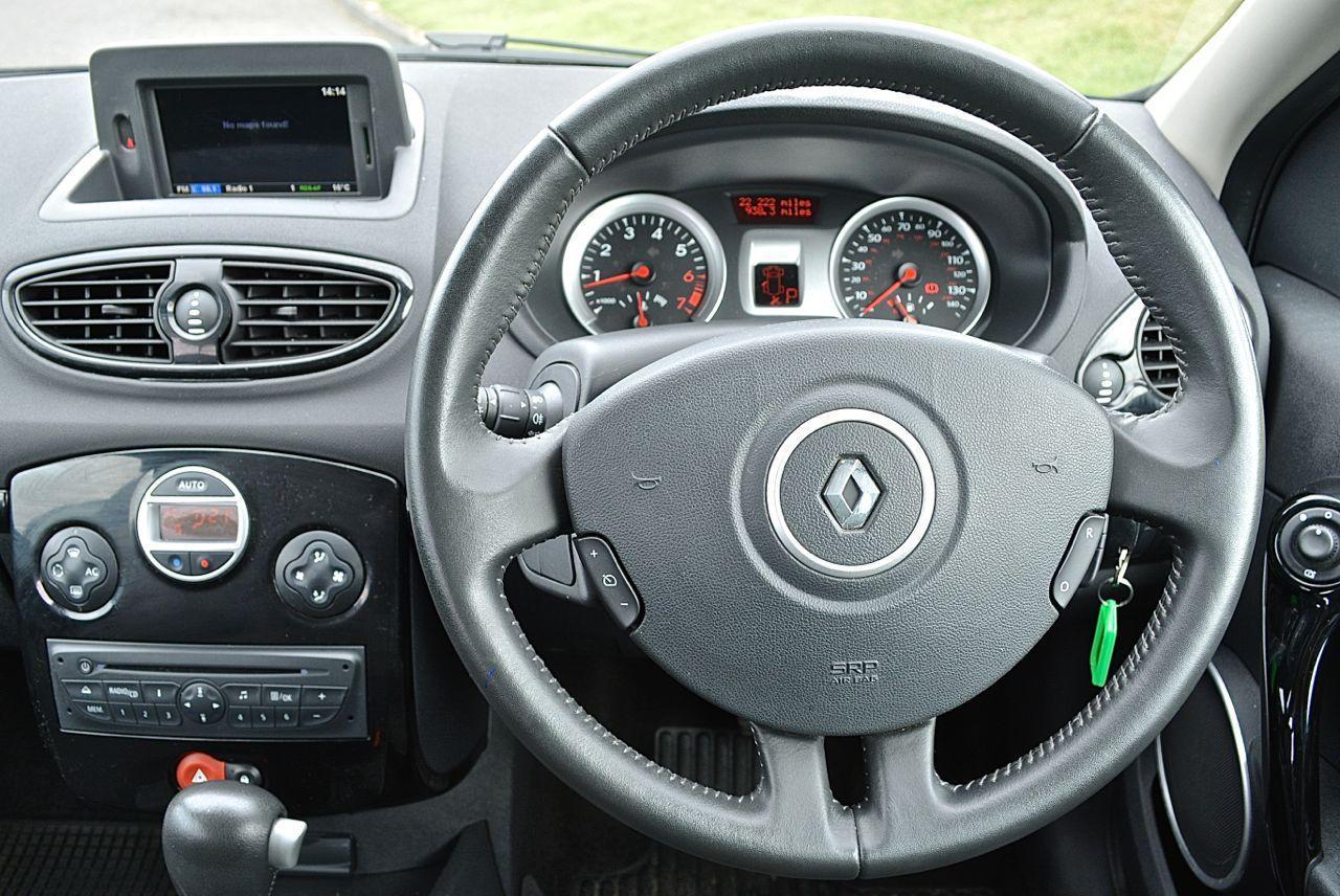 Renault Clio GT Guaranteed Car Finance 11