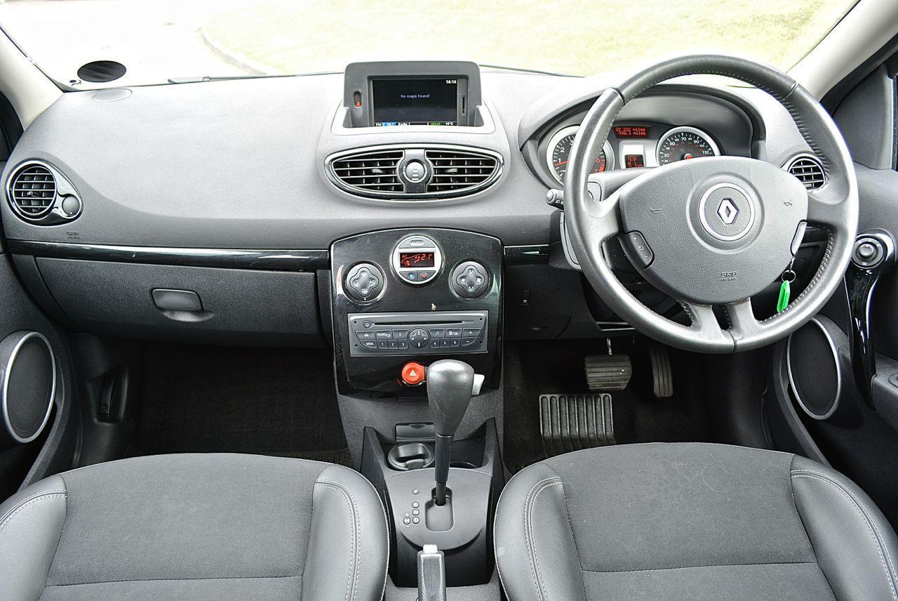 Renault Clio GT Guaranteed Car Finance 6