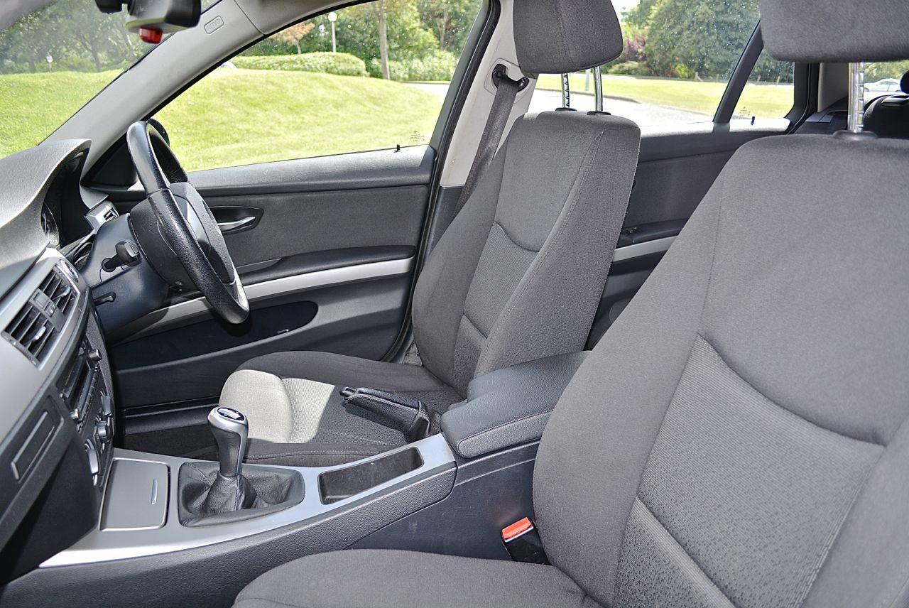 BMW 320 Guaranteed Car Finance 4