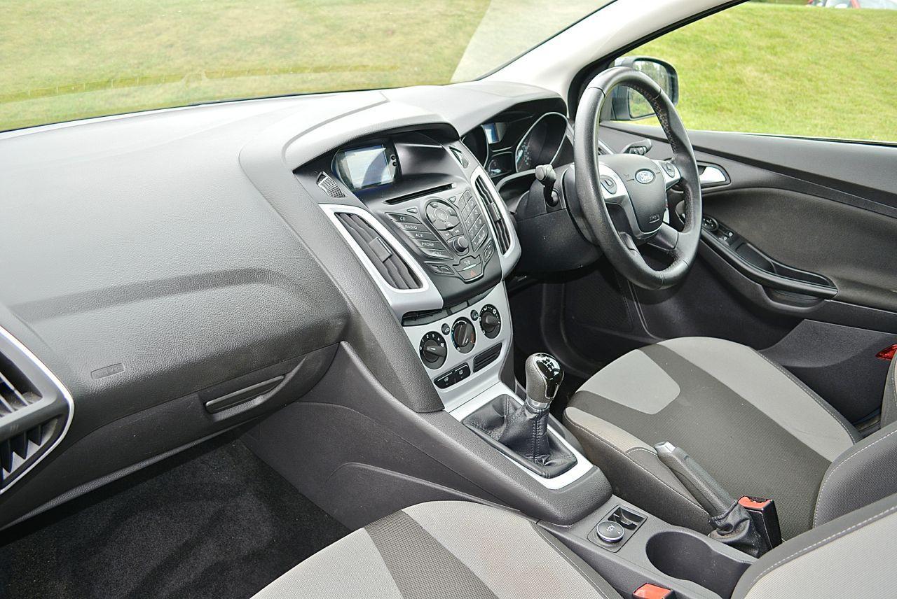 Ford Focus Guaranteed Car Finance 3