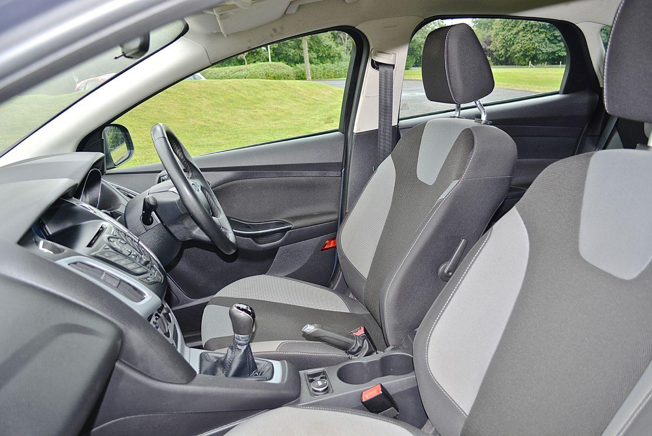 Ford Focus Guaranteed Car Finance 4