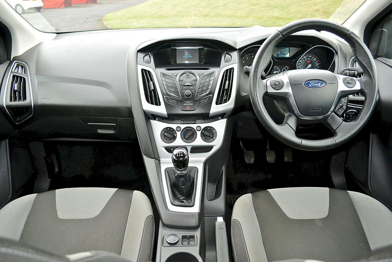 Ford Focus Guaranteed Car Finance 6
