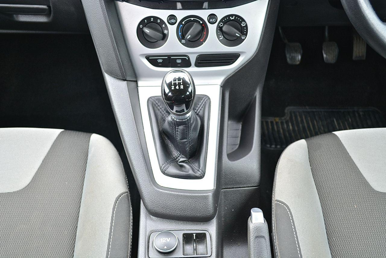 Ford Focus Guaranteed Car Finance 7