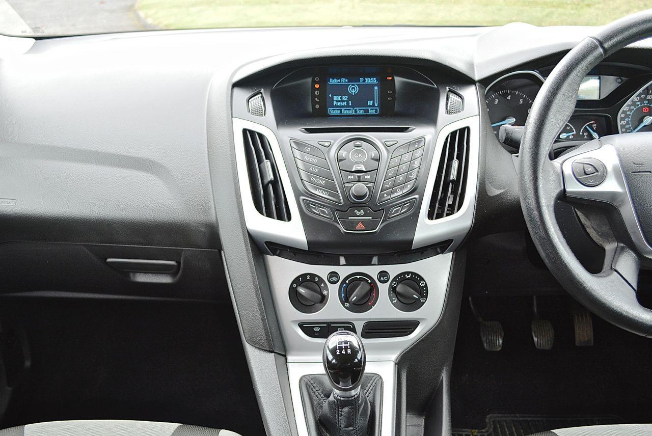 Ford Focus Guaranteed Car Finance 12