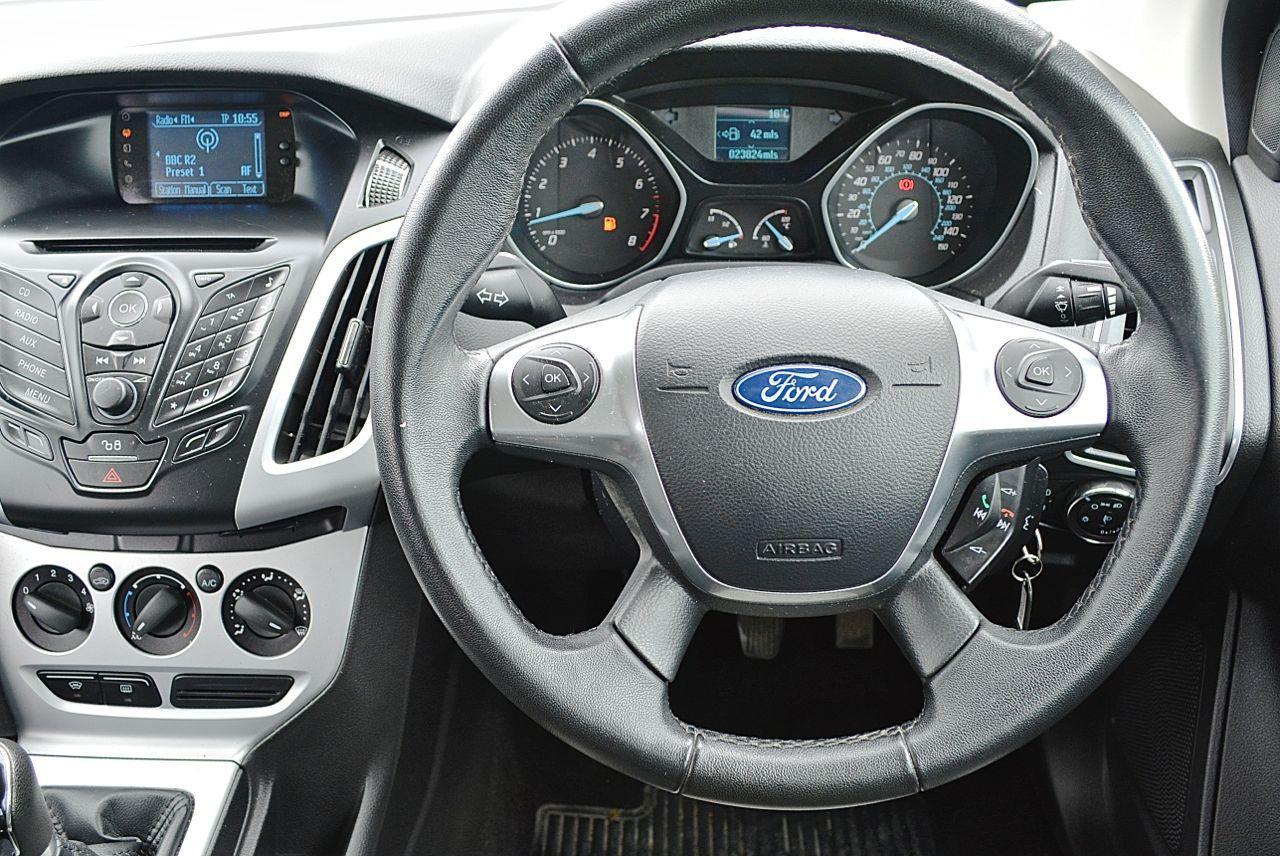 Ford Focus Guaranteed Car Finance 13
