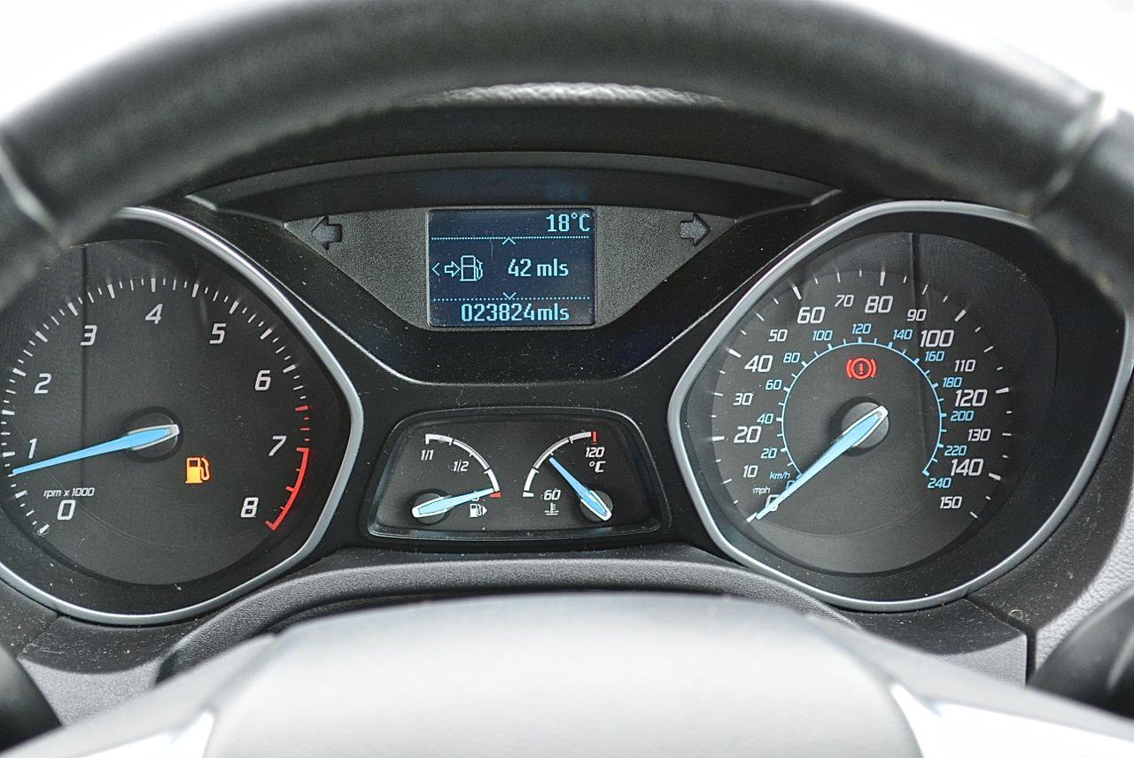 Ford Focus Guaranteed Car Finance 14