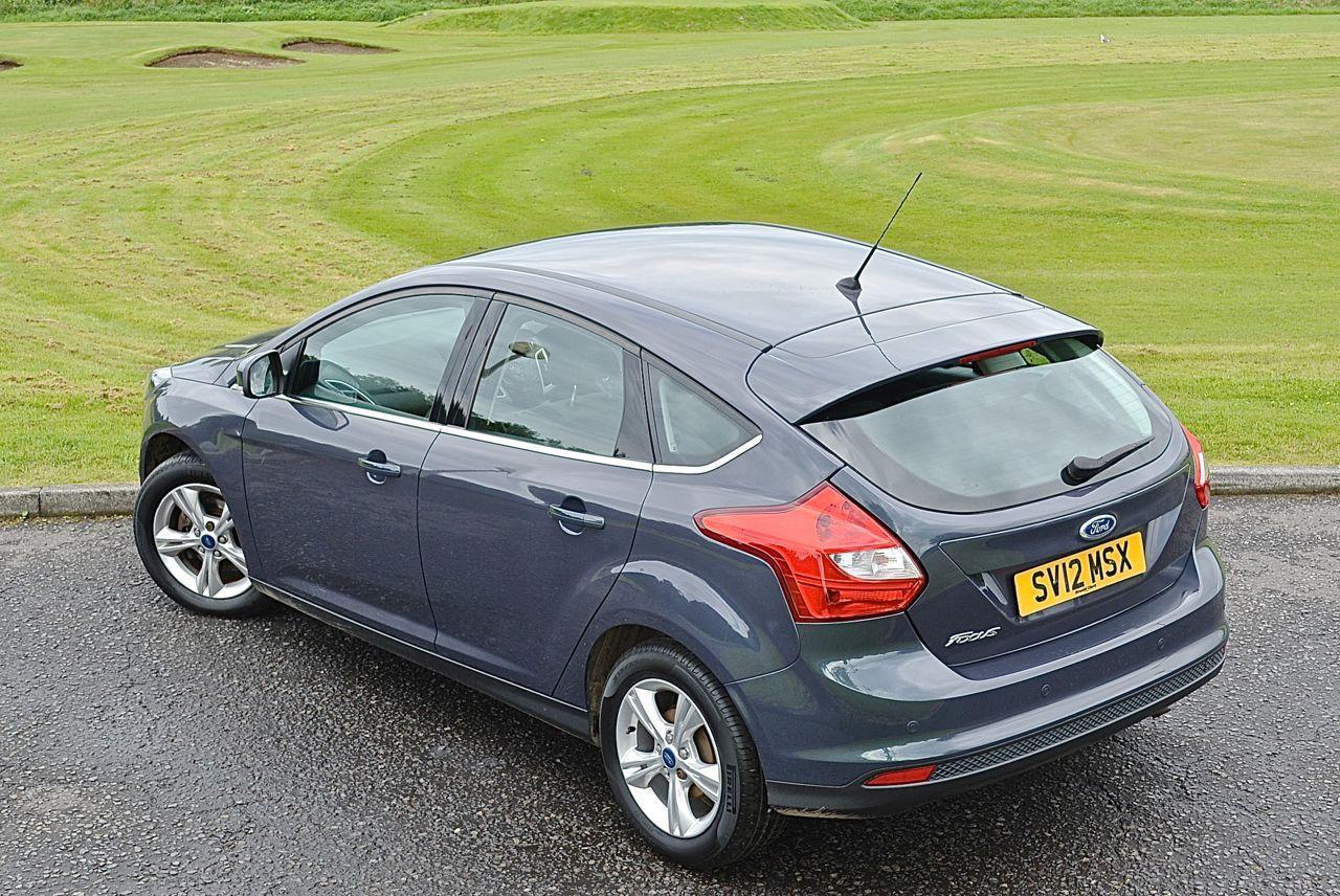 Ford Focus Guaranteed Car Finance 15