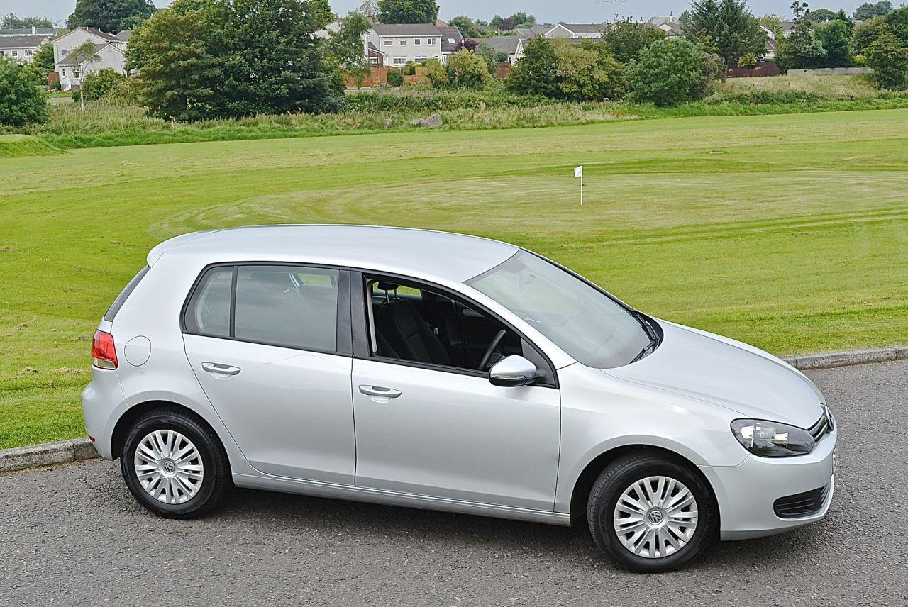 Volkswagen Golf 1 6 Tdi S Silver Guaranteed Car Finance