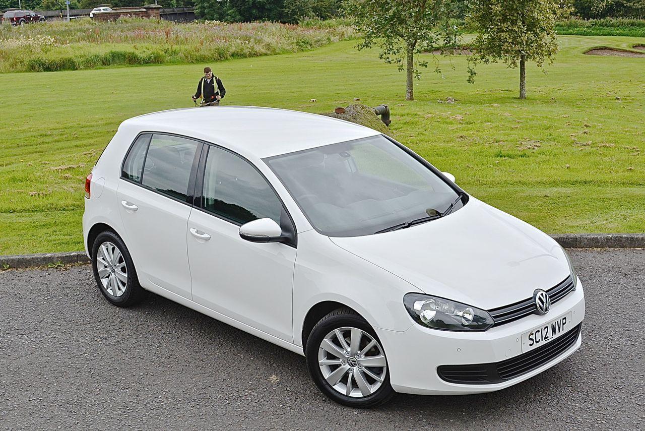 Lease Car Volkswagen Golf