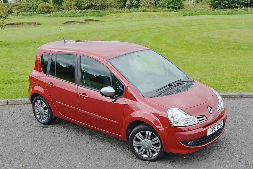 Renault Grand Modus Guaranteed Car Finance