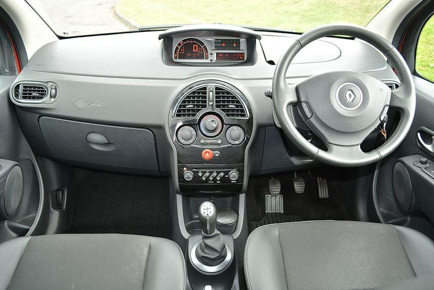 Renault Grand Modus Guaranteed Car Finance 6