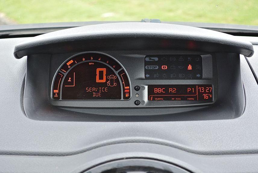 Renault Grand Modus Guaranteed Car Finance 10