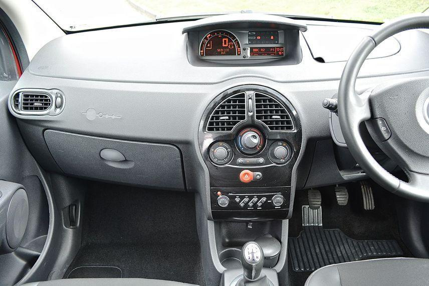 Renault Grand Modus Guaranteed Car Finance 11