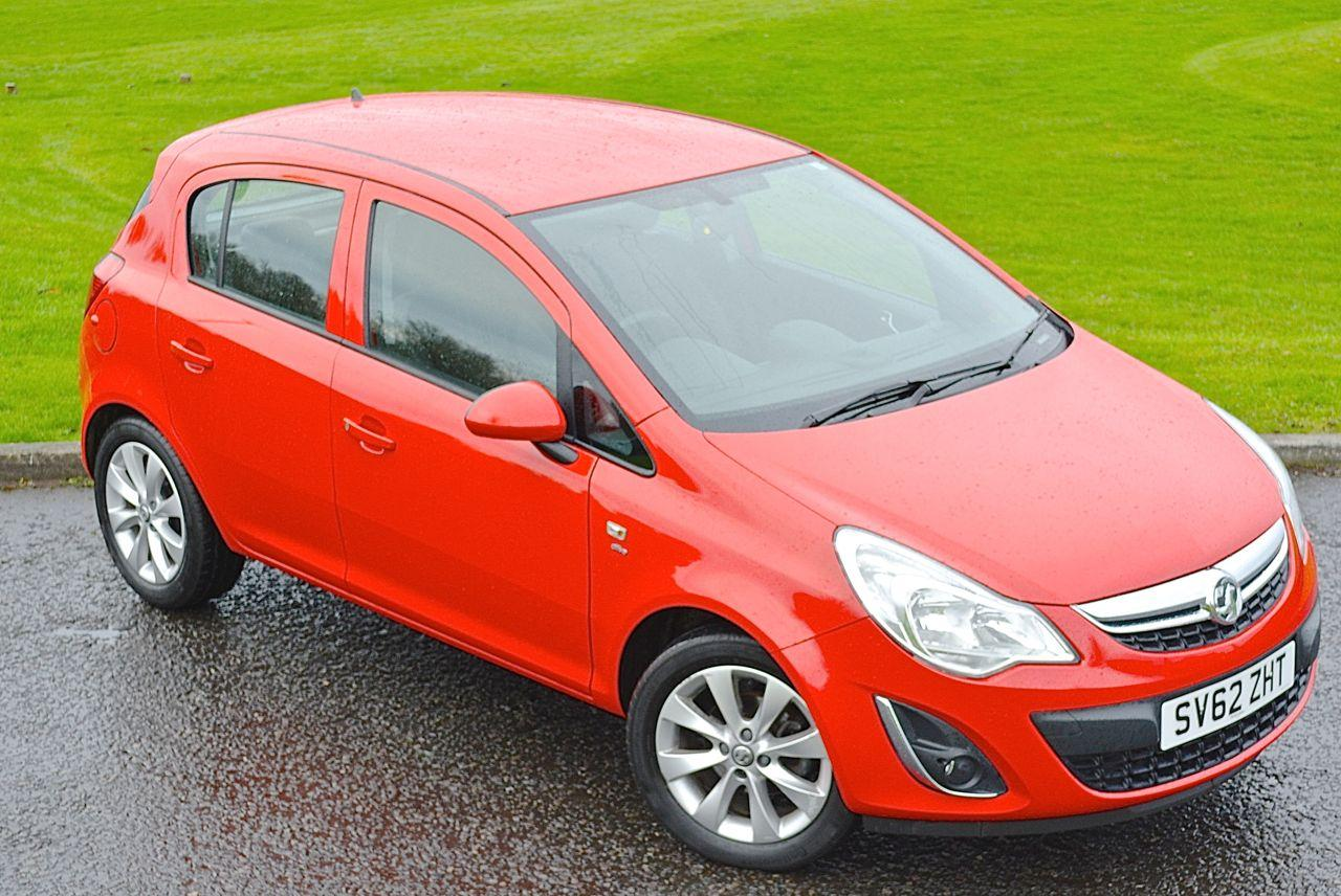 vauxhall corsa lease2bu guaranteed car finance