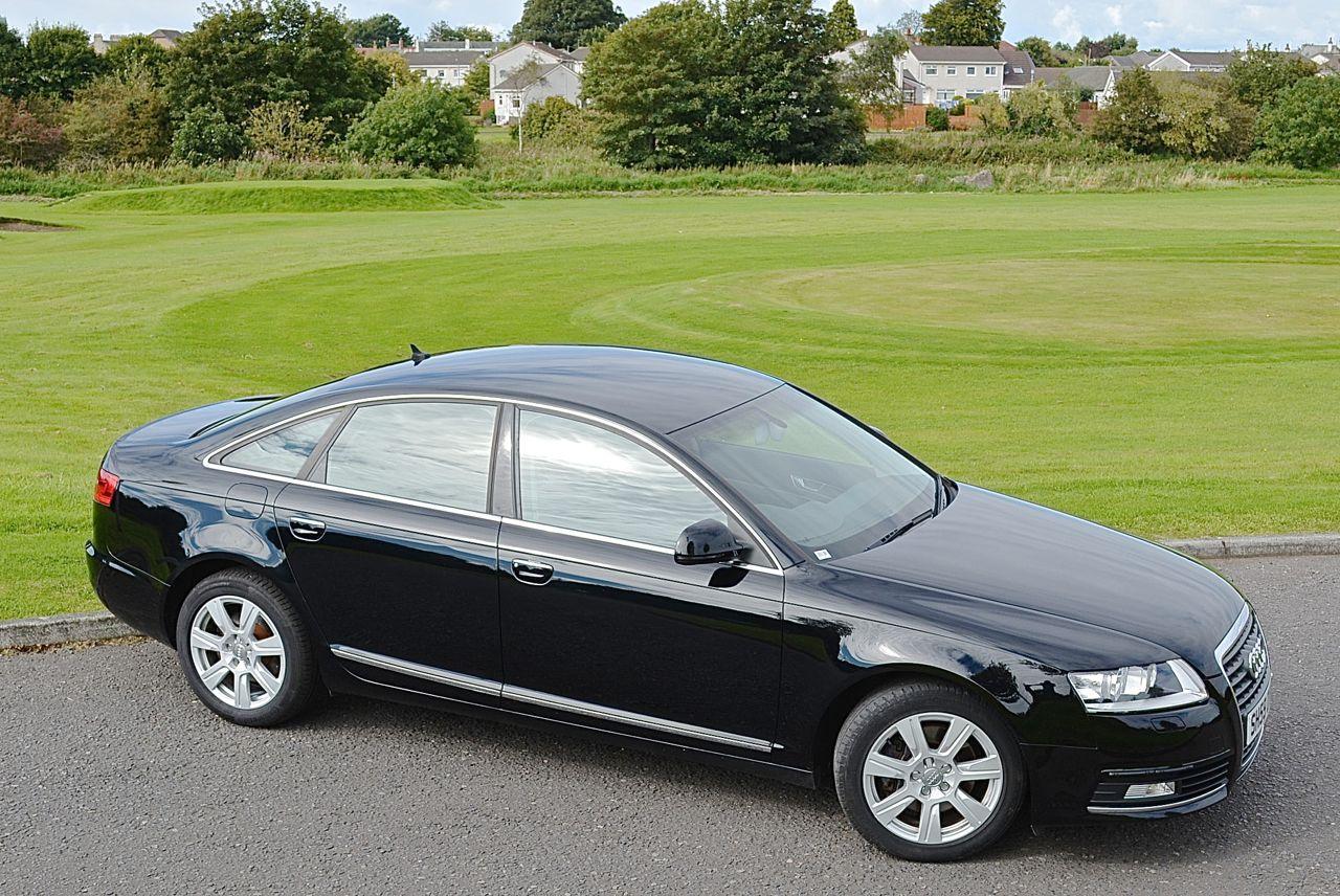 AUDI A6 Guaranteed Car Finance 1