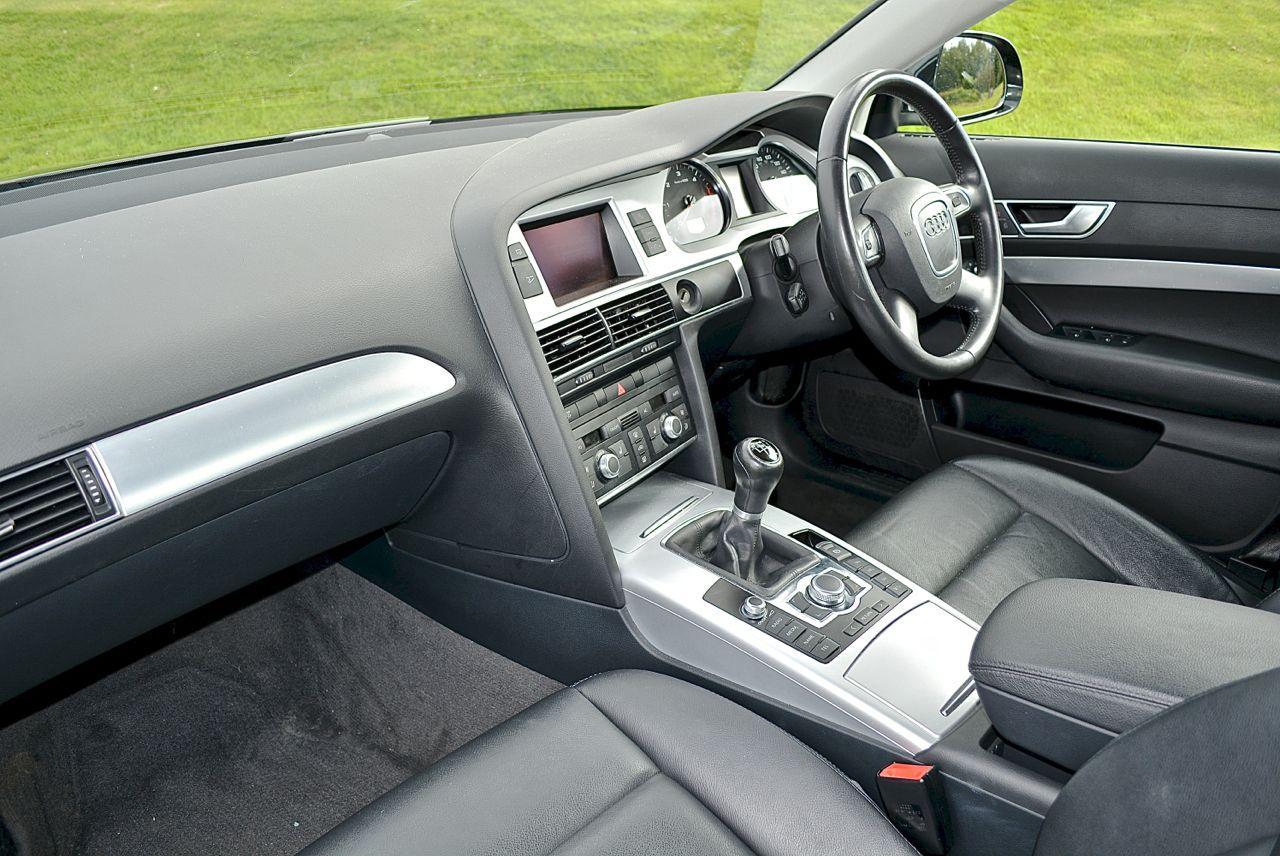 AUDI A6 Guaranteed Car Finance 3