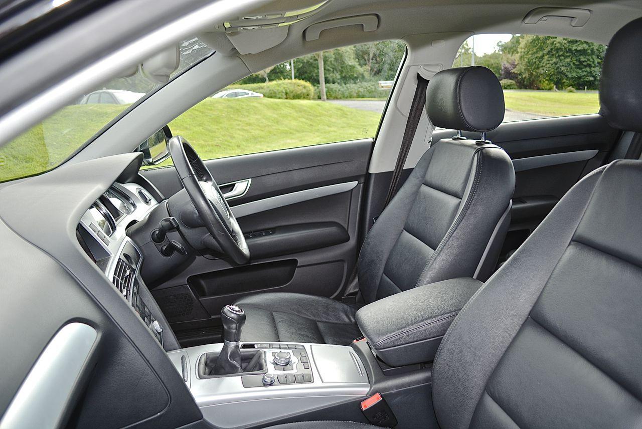 AUDI A6 Guaranteed Car Finance 4