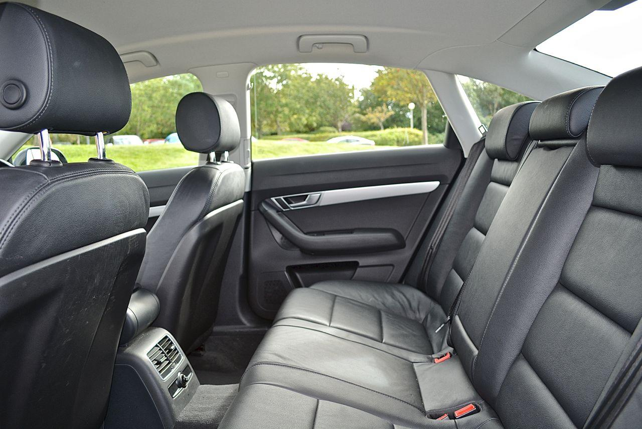 AUDI A6 Guaranteed Car Finance 5