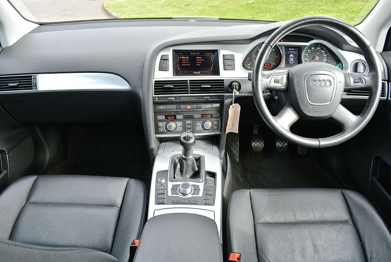 AUDI A6 Guaranteed Car Finance 6