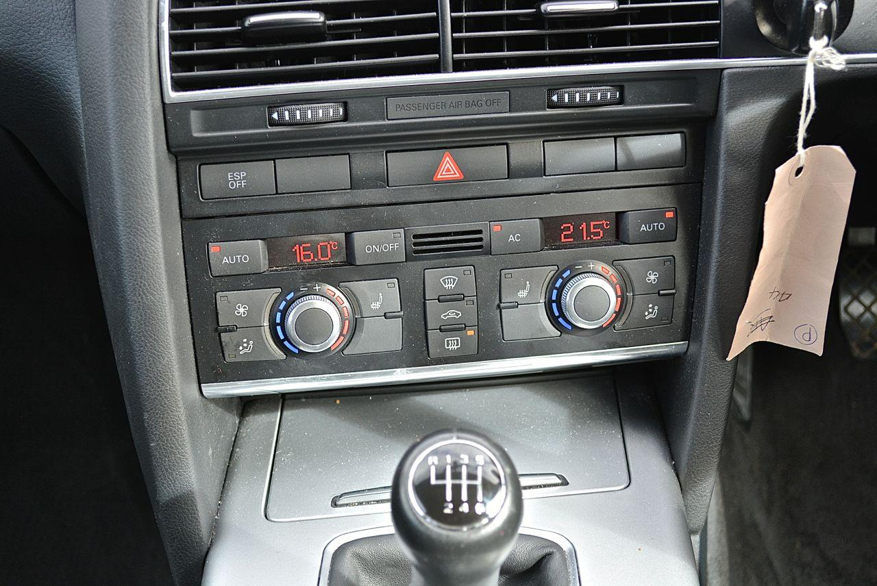 AUDI A6 Guaranteed Car Finance 8