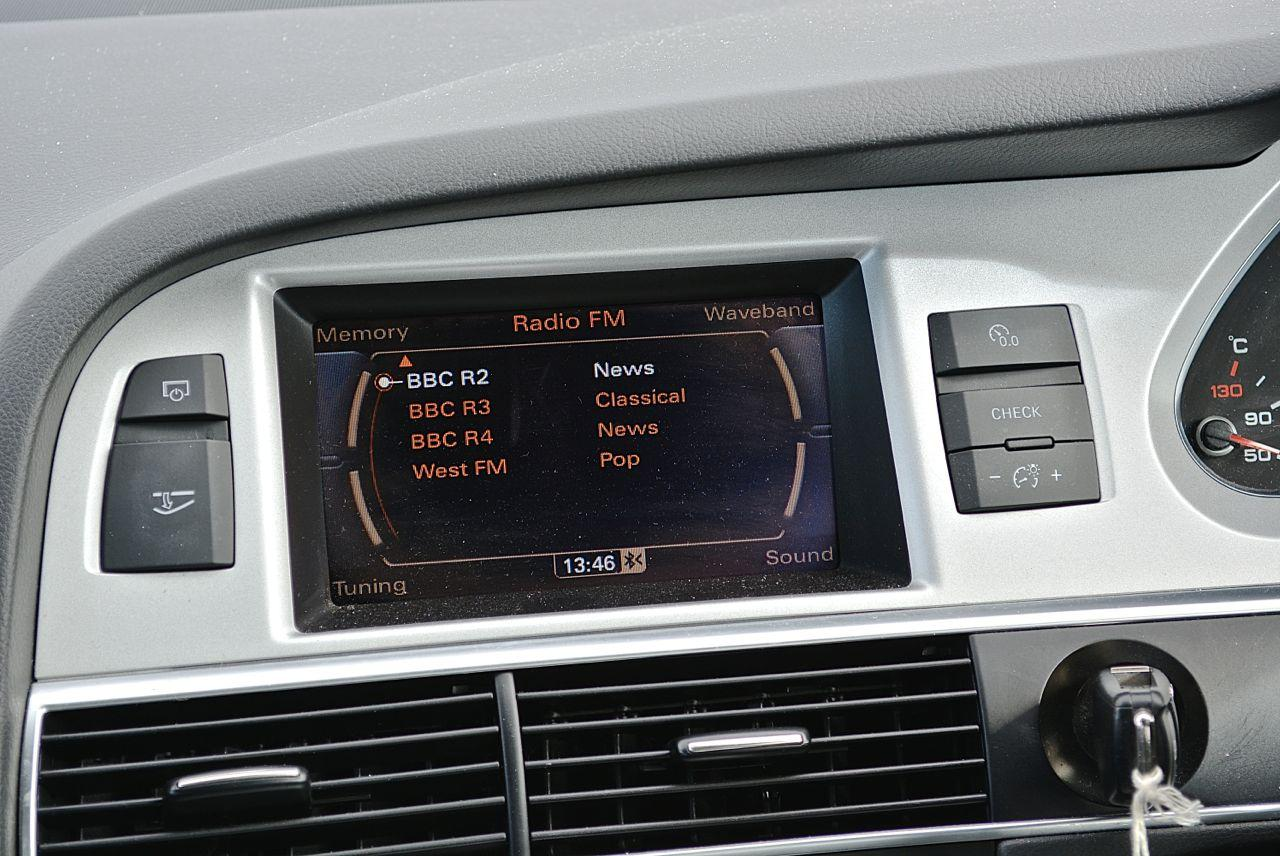 AUDI A6 Guaranteed Car Finance 9