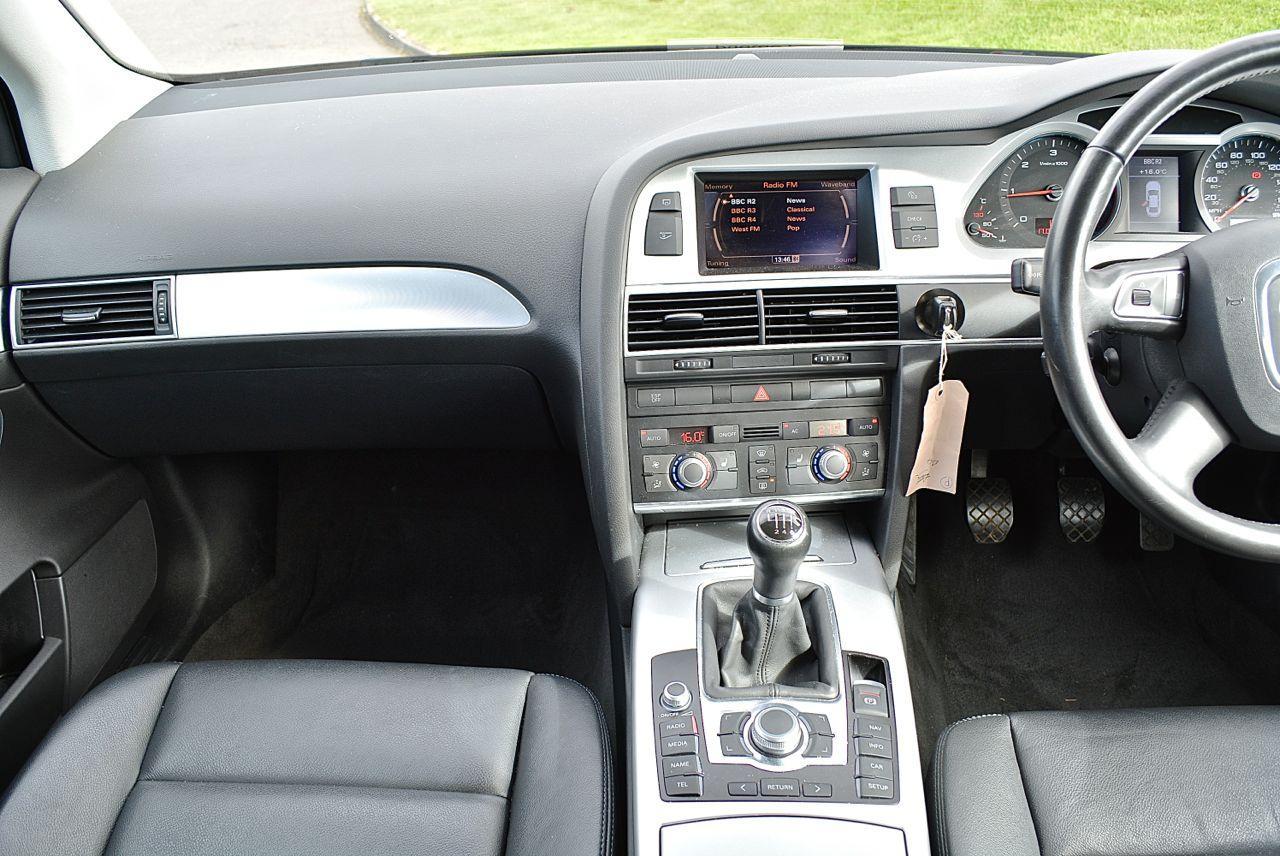 AUDI A6 Guaranteed Car Finance 10