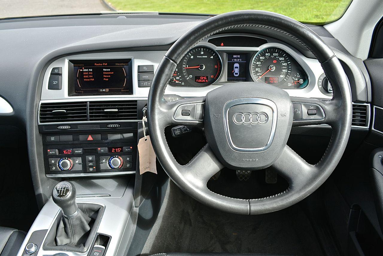 AUDI A6 Guaranteed Car Finance 11