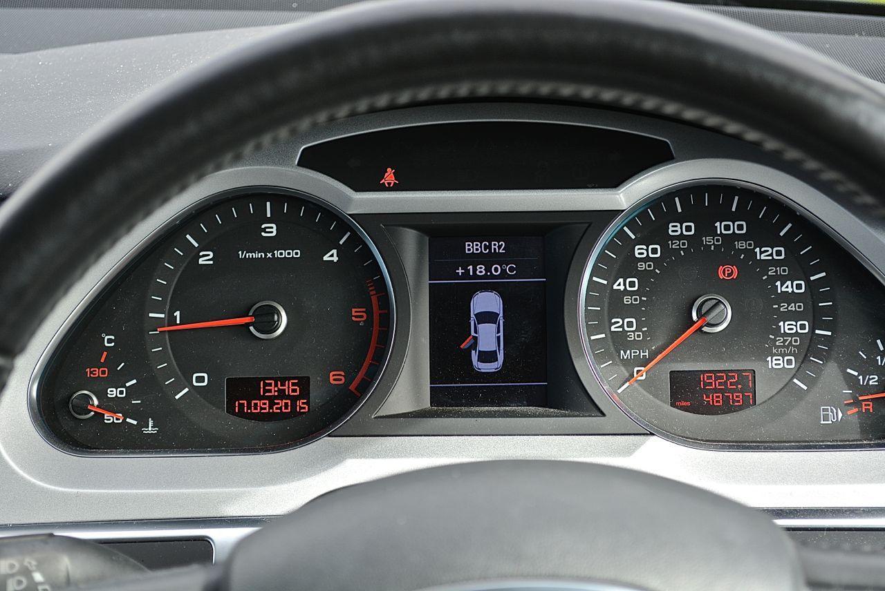 AUDI A6 Guaranteed Car Finance 12